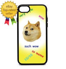 Shiba Inus Meme - doge meme shiba inu dog phone case galaxy s note edge iphone 5 6 7 8