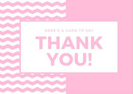 thank you postcards customize 86 thank you postcard templates online canva