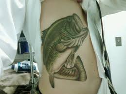 largemouth bass u2013 tattoo picture at checkoutmyink com