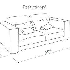 dimensions canap 3 places dimension lit 3 places dimension canape lit agrandir petit canapac