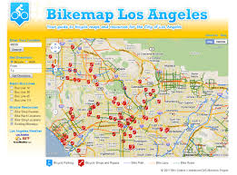 San Gabriel Map Los Angeles Printable Tourist Map Sygic Travel 16 Toprated
