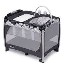 Baby Camping Bed Joie Excursion Change U0026 Bounce Baby Depot