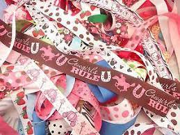 grosgrain ribbons grosgrain ribbon lot ebay
