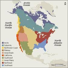 4 american cultures map mr munford s history american culture map