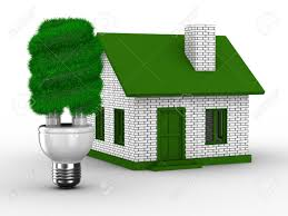 Energy Efficient House 444 Low Energy Efficient House Stock Vector Illustration And