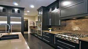 Kitchen Design Idea Dark Black Kitchen Design Ideas ᴴᴰ Youtube