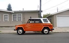 volkswagen thing 4x4 the street peep 1974 volkswagen thing