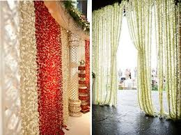 Curtains Wedding Decoration 65 Wedding Decor Ideas Inspiration India Indian Ghungroo Set