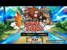 tutorial hack ninja heroes ninja heroes mod apk youtube