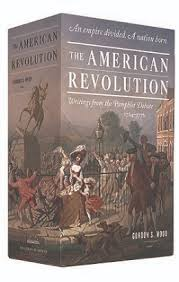 the american revolution writings from the pamphlet debate 1764