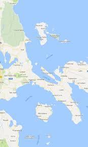 san francisco quezon map quezon province map