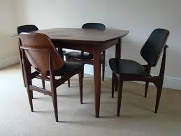 Retro Red Kitchen Chairs - small retro kitchen table and chairs set kitchen chairs stunning