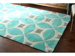 Teal Area Rug 5x8 Wonderful Teal Area Rug 5 8 Outstanding Contemporary Modern Area