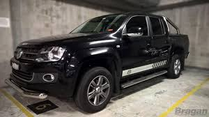 volkswagen pickup 2016 to fit 2010 2016 vw amarok side bars steps running boards