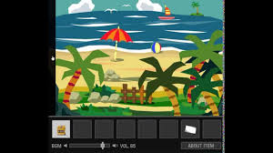 dassyutu ninja motion kani beach escape walkthrough youtube