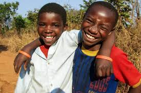bringing happiness to a child named happy world vision