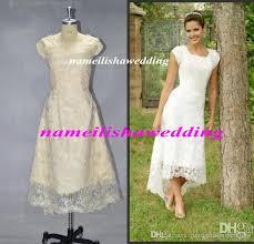Knee Length Wedding Dresses Knee Length Wedding Dresses With Color Wedding Dresses Dressesss