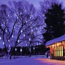50cm smd 3528 mini led meteor snowfall shower light