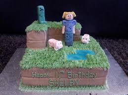 kiddles u0027n bits minecraft cake