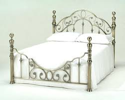 Paint Metal Bed Frame Gold Metal Bed Frame Hoodsie Co