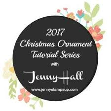 2017 christmas ornament tutorial series project 1 with video