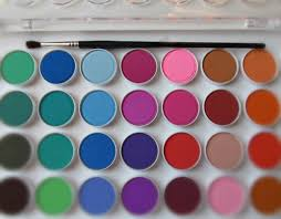 Paint Pallet by Water Color Paint Pallet With Paintbrush Stock Image Genstockphoto