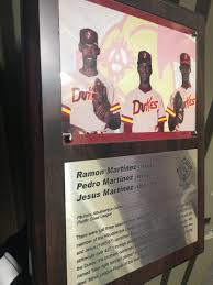 welcome to the abq professional baseball hof ramon pedro and