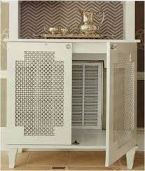 Interior Door Vent Grill 10 Diy Return Air Vent Covers With A Cool Look Shelterness