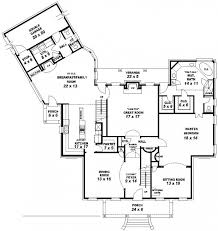 4 bedroom 3 5 bath house plans 5 bedroom 3 bathroom house plans photos and