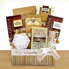 sympathy gift sympathy gift basket