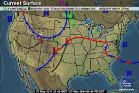 weather fronts map weather map of usa my monthly average temperatures peachtree