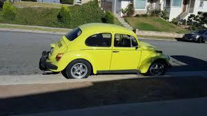 for restoration for sale 1968 vw bug with 73 fender and for restoration for sale