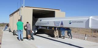 Technology Garage by Up Aerospace U0027 Sl 8 Flies Nasa Technology Experiments Nasa