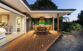 outdoor kitchen lighting ideas deck lighting ideas that bring out the of the space