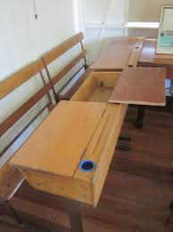 Student Desk Melbourne by Furniture And Equipment Hire Schoolhouse Museum