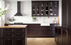 kitchen design awesome ikea create classic drama with black