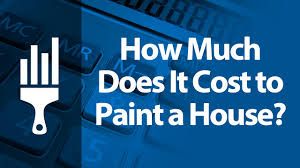 estimate house price how much does it cost to paint a house painting business pro