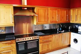 kitchen backsplash galvanized steel backsplash stainless steel