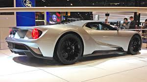 ford supercar concept new ford gt supercar will be built by canadian racing partner