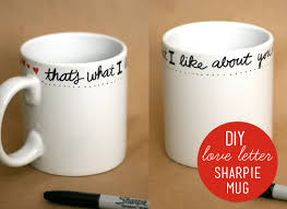 interesting mugs diy sharpie mug valentine gift my sister u0027s suitcase packed