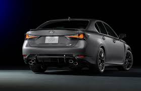 lexus gray lexus rc f u0026 gs f matte grey special editions coming to australia