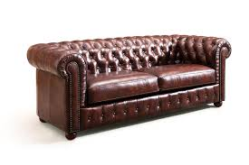 canap chesterfield cuir canapé chesterfield original
