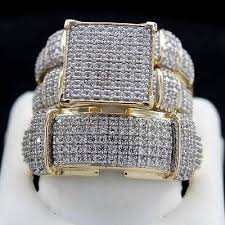 ebay wedding ring sets wedding rings on ebay matching wedding ring sets ebay ideas