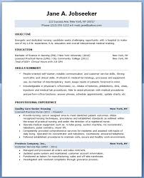 Licensed Practical Nurse Sample Resume by Resume Template Nursing Graduate Templates