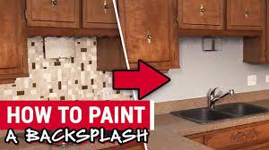 can you paint glass kitchen cabinets paint a backsplash ace hardware