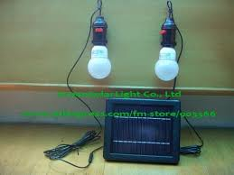 Solar Panels For Lights - solar panel light bulb 20w solar panel 21w bulb a perfect match