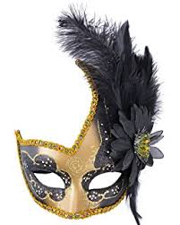 buy masquerade masks nati men s masquerade mask color gold black toys
