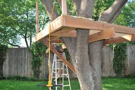 how to build a treehouse treehouse tree houses and backyard trees