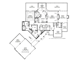 house plans with attached apartment anglede house plans rambler attached bungalow ranch angled garage