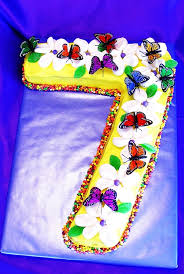 boy birthday cake ideas 7 year old seven year old birthday cake